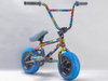 ROCKER 3 Crazy Main Splatter Fuel Mini BMX + Freecoaster