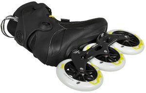 POWERSLIDE Swell Trinity 125 Black City