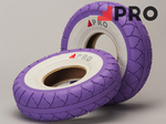 ROCKER Street Pro Tyre Purple White