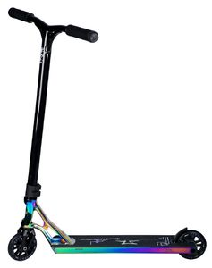 AO SCOOTERS Quadrum 2 Oil Slick Stuntscooter