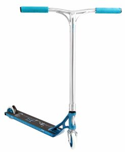 AO SCOOTERS Quadrum 2 Turquoise Stuntscooter