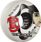 EULOGY Erik Bailey Lady Killer Signature Wheel 57mm/89A 4-Pack