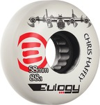 EULOGY Chris Haffey Plane Signature Wheel 58mm/88A 4-Pack