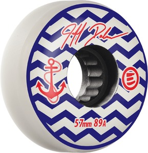 EULOGY Jeff Dalnas Anchor Signature Wheel 57mm/89A 4-Pack