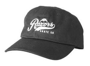 RAZORS Slugger Dad Hat Black