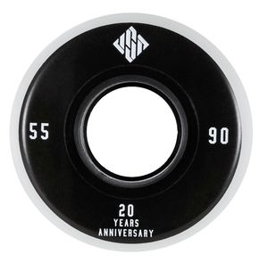 USD Team Wheel 55mm/90A 4-Pack