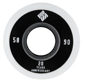 USD Team Wheel 58mm/90A 4-Pack
