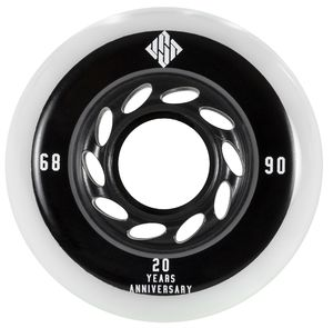 USD Team Wheel 68mm/90A 4-Pack