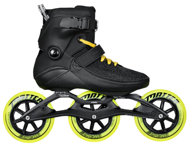 d0ee3a4d756 POWERSLIDE Swell Trinity 125 Black Road   Grindhouse Skateshop