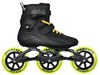 POWERSLIDE Swell Trinity 125 Black Road