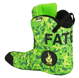 MYFIT Fat Boy Liner Neon Army