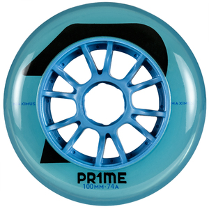 PRIME WHEELS Maximus 100mm/74A Indoor, 3-Pack