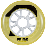 PRIME WHEELS Tribune 100mm/74A Indoor, 3-Pack