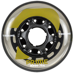 PRIME WHEELS Tribune 80mm/76A Indoor, 4-Pack