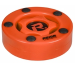 REIGN HOCKEY Orange Puck
