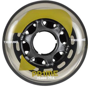 PRIME WHEELS Tribune 76mm/76A Indoor, 4-Pack