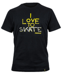POWERSLIDE I Love to Skate T-Shirt