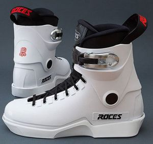 ROCES M12 LO White BootOnly
