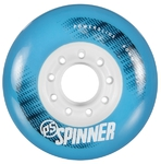 POWERSLIDE Spinner Wheels 80mm/88A Blue 4-Pack