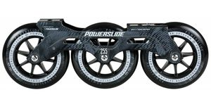 POWERSLIDE Megacruiser 125 Frame Set Black
