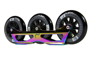 GROUNDCONTROL Tri-Skate 110mm UFS Frame-Pack V2 Oil Slick