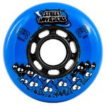 FR Street Invader Wheel 76mm/84A Blau