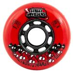 FR Street Invader Wheel 76mm/84A Red