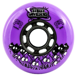 FR Street Invader Wheel 76mm/84A Violet