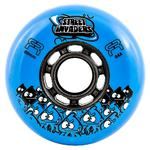 FR Street Invader Wheel 80mm/84A Blue