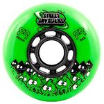 FR Street Invader Wheel 80mm/84A Green
