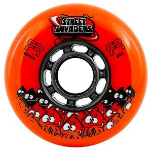 FR Street Invader Wheel 80mm/84A Orange
