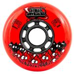 FR Street Invader Wheel 80mm/84A Red