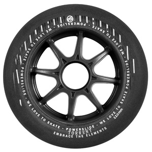 POWERSLIDE Torrent Rain 110mm/84A Wheel 4-Pack