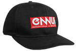 ENNUI CAP black/red