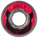 WICKED ABEC 9 Freespin Bearings 12-Pack