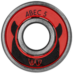 WICKED ABEC 5 Freespin Bearings 12-Pack