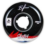 GAWDS B Free Pro Wheel 2019 58mm/90A 4-Pack