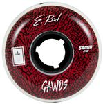 GAWDS E Rod Pro Wheel 2019 59mm/89A 4-Pack