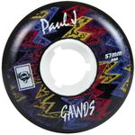 GAWDS Paul John Pro Wheel 2019 57mm/88A 4-Pack