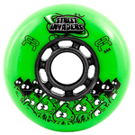 FR Street Invader Wheel 72mm/84A Green