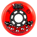FR Street Invader Wheel 72mm/84A Red