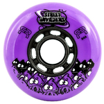 FR Street Invader Wheel 72mm/84A Violet