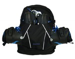RAZORS Humble 7 Navy Backpack