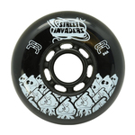 FR Street Invader Wheel 84mm/84A Black