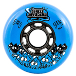 FR Street Invader Wheel 84mm/84A Blue