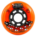 FR Street Invader Wheel 84mm/84A Orange