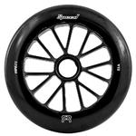 FR Speed Wheel 125mm/85A Black
