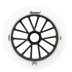FR Speed Wheel 125mm/85A White
