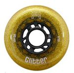 FR Glitter Wheels 80mm/85A Gold