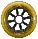 FR Glitter Wheels 110mm/85A Gold